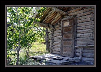 Yukon Abandonned Cabin