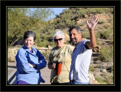 Jean, Debi &  Greg