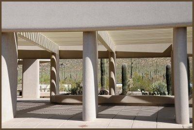 Saguaro NP Visitor Centre