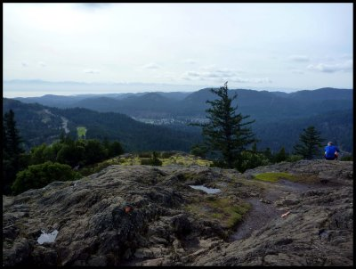 Mt. Finlayson Climb 9