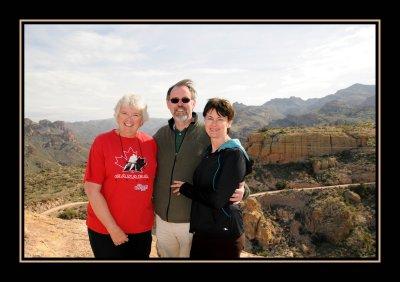 Debi, Sandy & Diane
