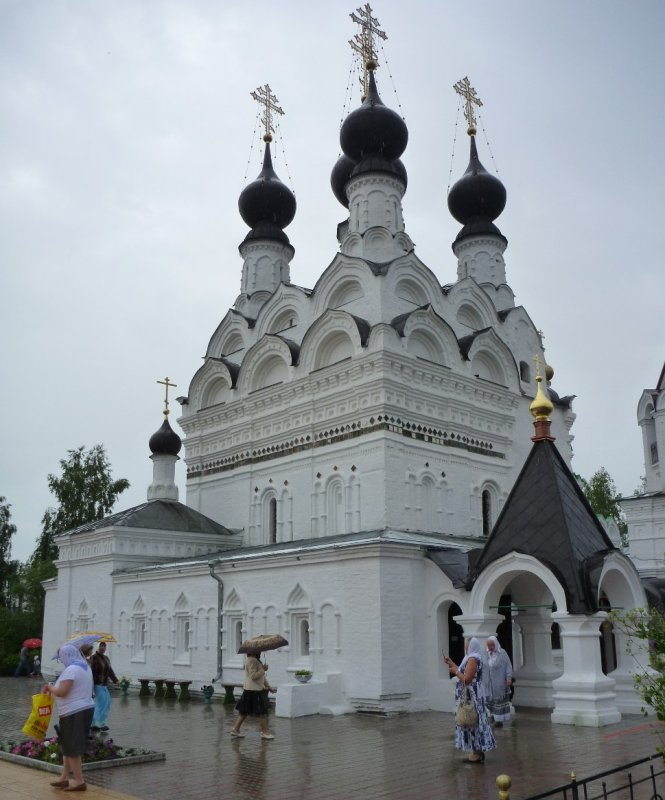 The Church of the Trinity convent (1642-1643)