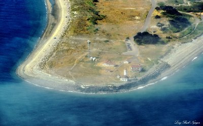 Point Wilson Lighthouse, Port Townsend, Washington State