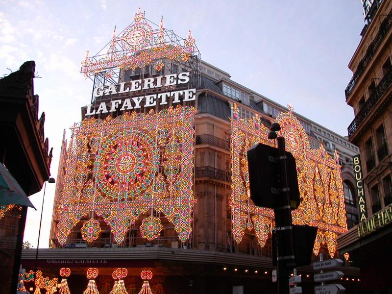 Large Department Store Lafayette