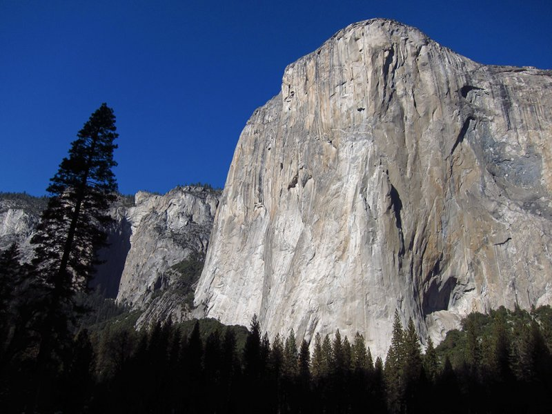 El Capitan, first view. #2573
