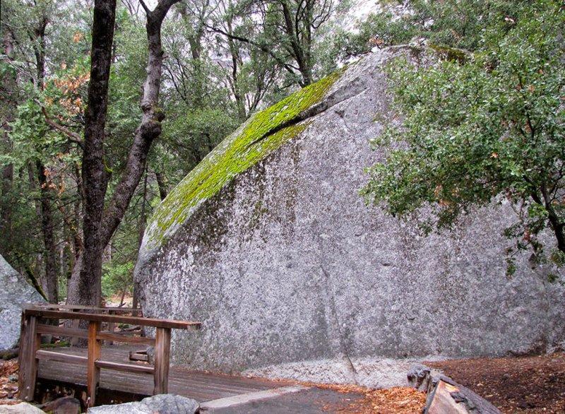 Strange structure towardLower Falls, Day 2/ SX. #2279