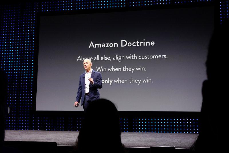 Amazon doctrine  iso500. #00911