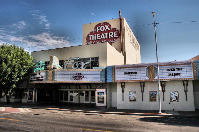 Fox Theater- Taft