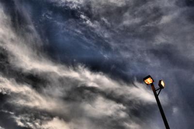June 3- Street Lamp