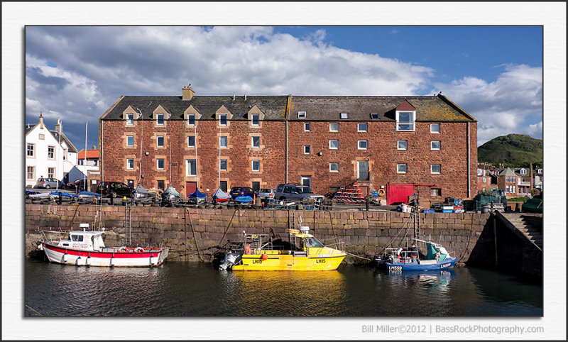 The Old Granary and Harbour