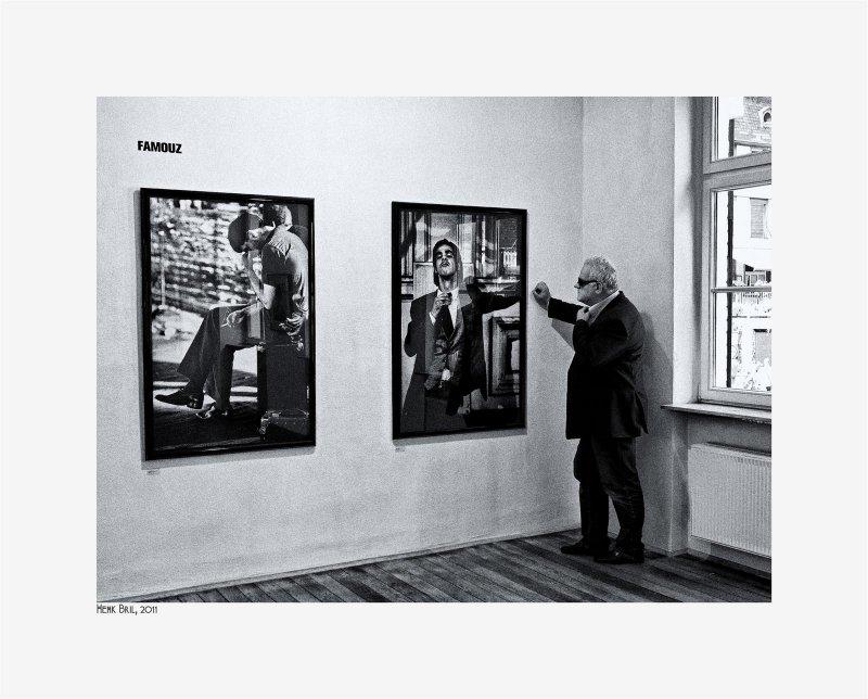 Famouz - Ian Curtis, Nick Cave, Evert Masthoff