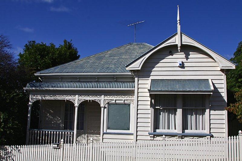 Old Ponsonby  home