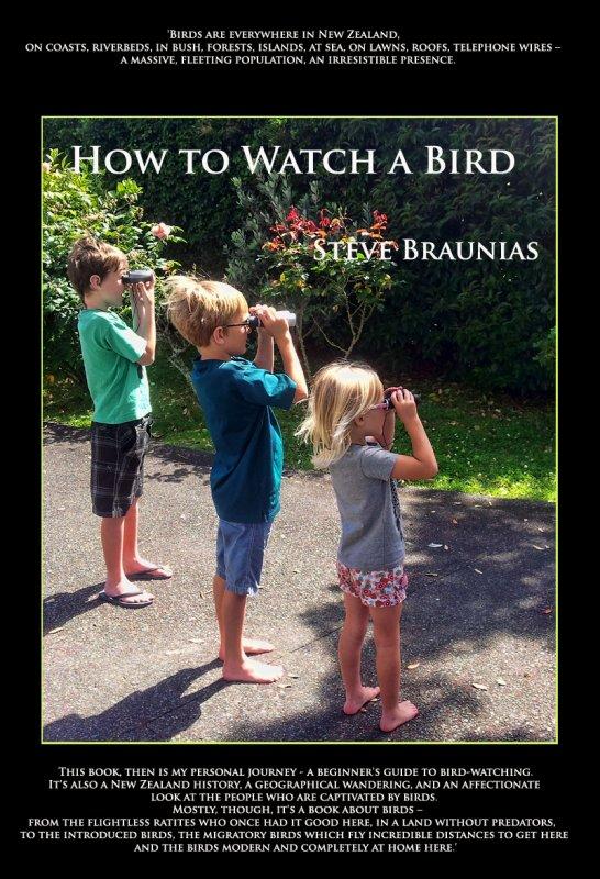 How to Watch a Bird
