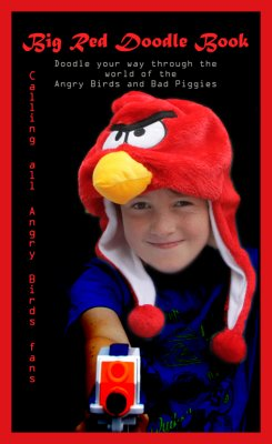 Big Red Doodle Book by Angry Birds
