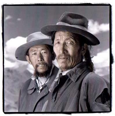 Namyang 51, Tsutin 56 /Lasha, Tibet/