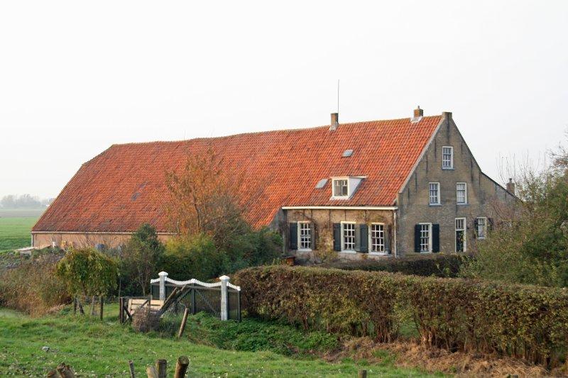 Achthuizen Schaapsweg 25.