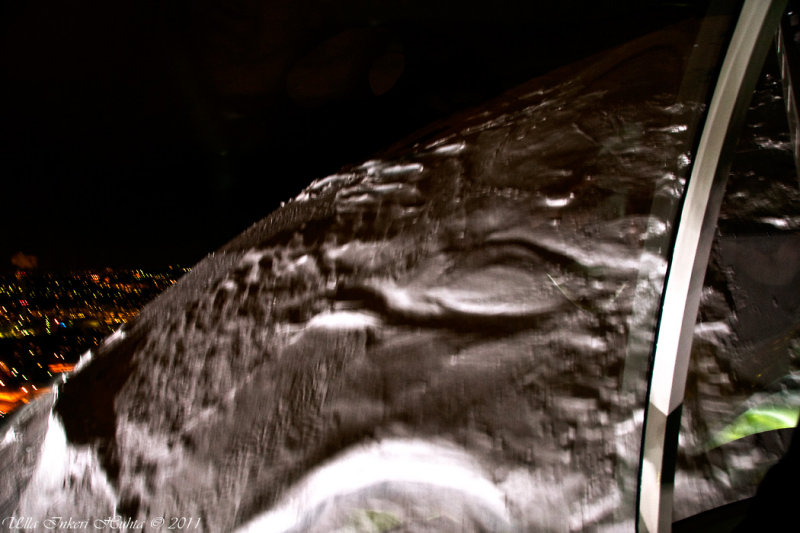 27/2 Veiw from the backside of the moon ;o)