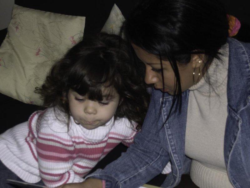 Layla and Houda
