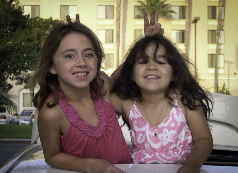 Danaka and Layla