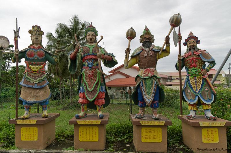Pagoda Ling San Tuaran