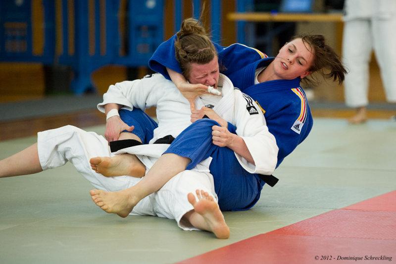 Hennink Antoinette (NED) vs Lisewski Anne-Katherin (GER)