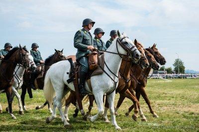 Escadron de cavalerie suisse 1972