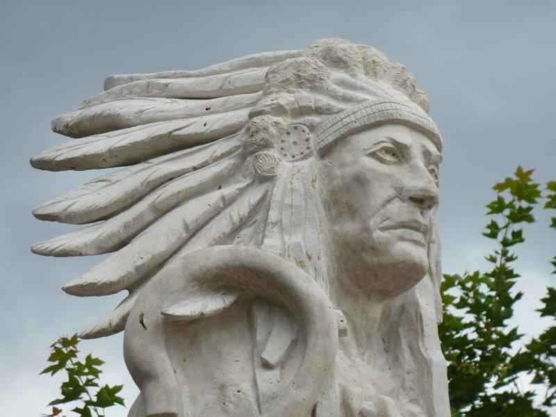 Chief Pocatello statue P1060189.jpg