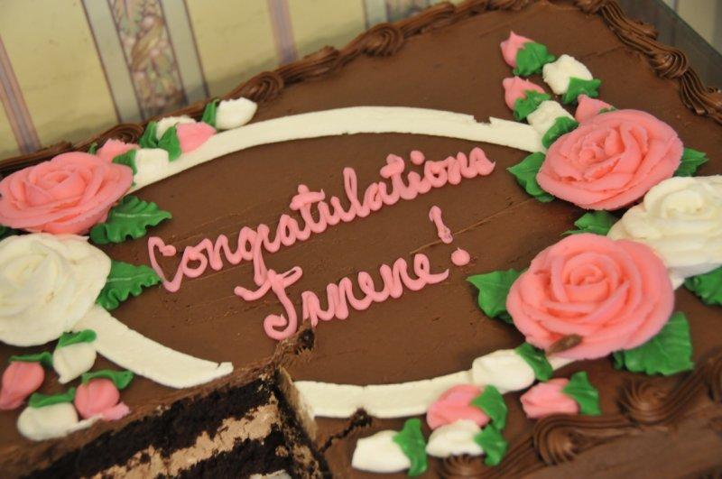 Cake at Janene Willers retirement party _DSC1274.jpg