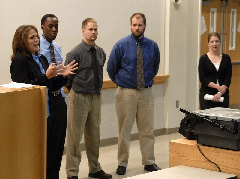 ISU College of Engineering Students presenting their final project - Makho Johnathan and others _DSC0394.JPG