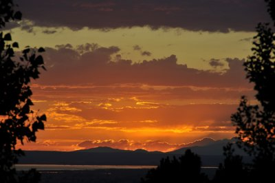 Sunset over the American Falls Reservoir from Pocatello _DSC8303.jpg