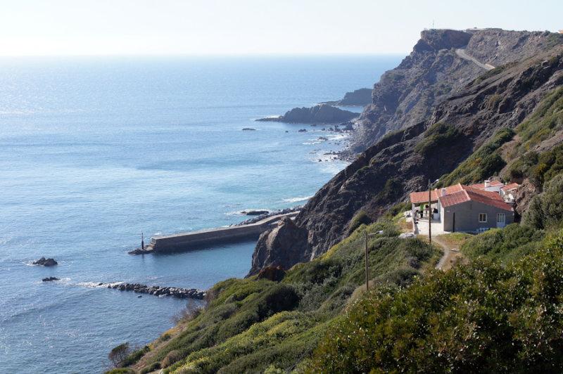 Arrifana coastline