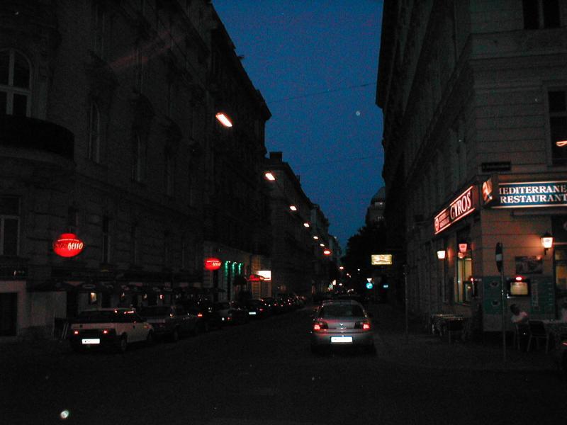 Vienna City Streets