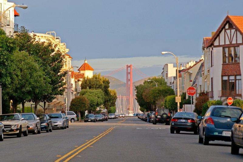 Morning Along Cervantes Boulevard