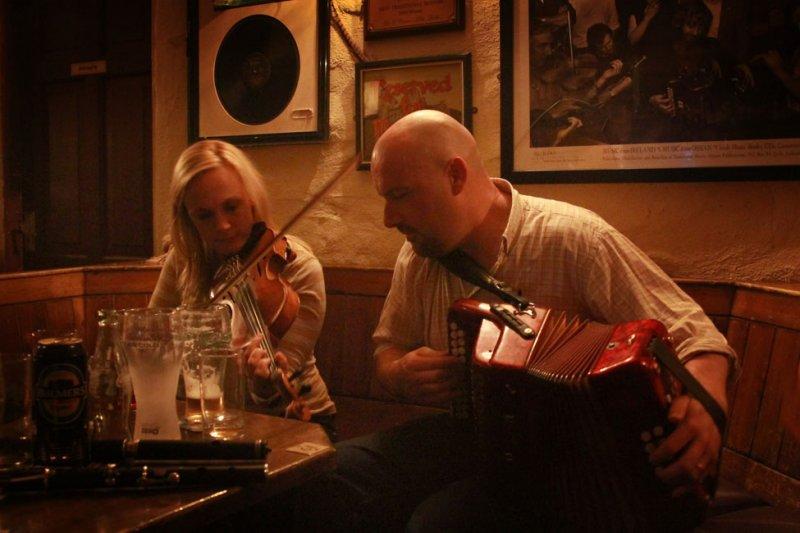 Violon et accordéon -  Doolin