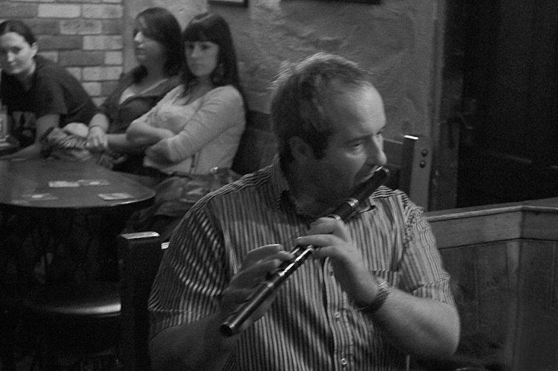 Le flutiste  -  Doolin