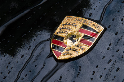 Badge of German engineering!