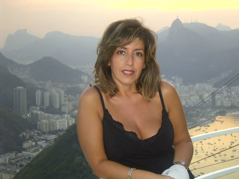 View from the Sugar Loaf