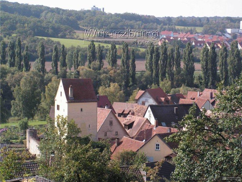 Frickenhausen und Umgebung