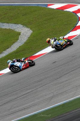 R. Wilairot & Lukas Pesek 250cc (3018)