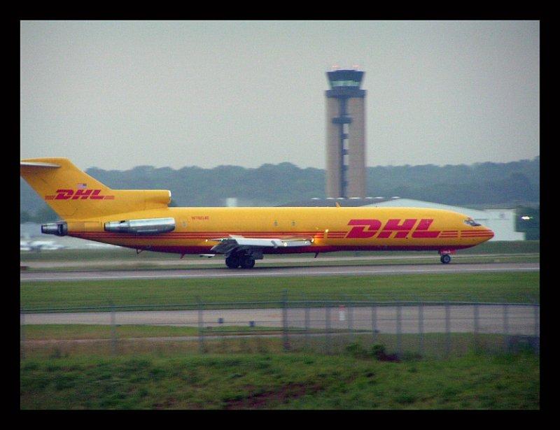 DHLs B-727-200 (N760AT)