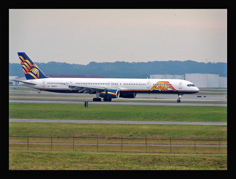 ATA Airlines Boeing 757-33N (N552TZ)