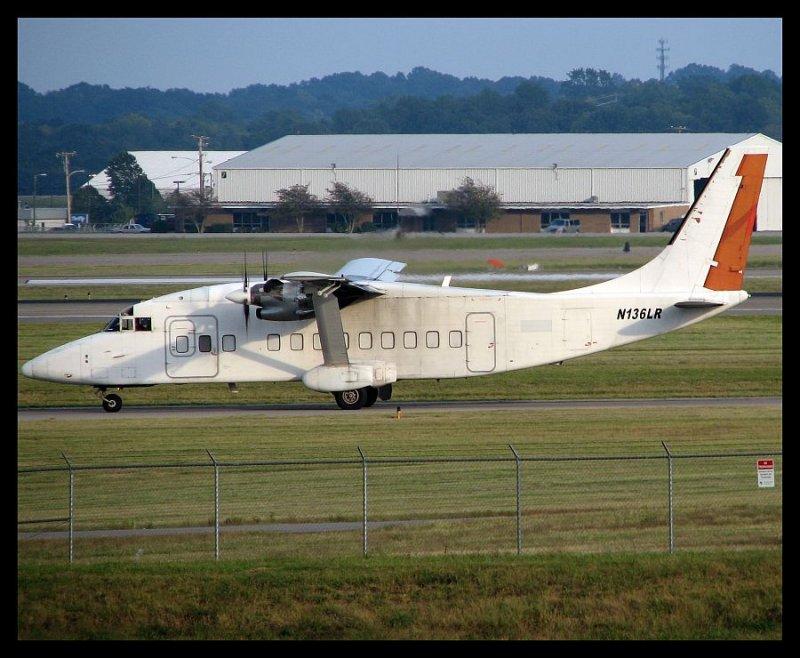Air Cargo Carriers Inc. Shorts 360 (N136LR)