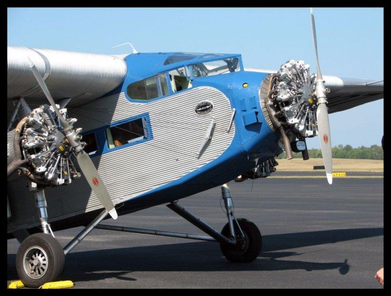 Ford Tri-Motor (Smyrna Airport KMQY)