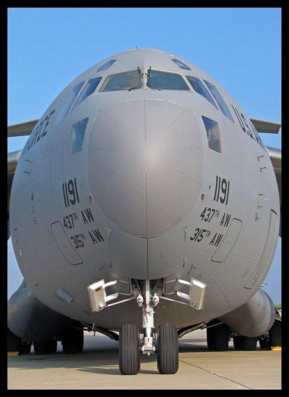 United States Air Force Boeing C-17 Globemaster (89-1191)