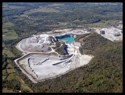 Hoover Crushed Stone Rock Quarry (Lebanon, TN)