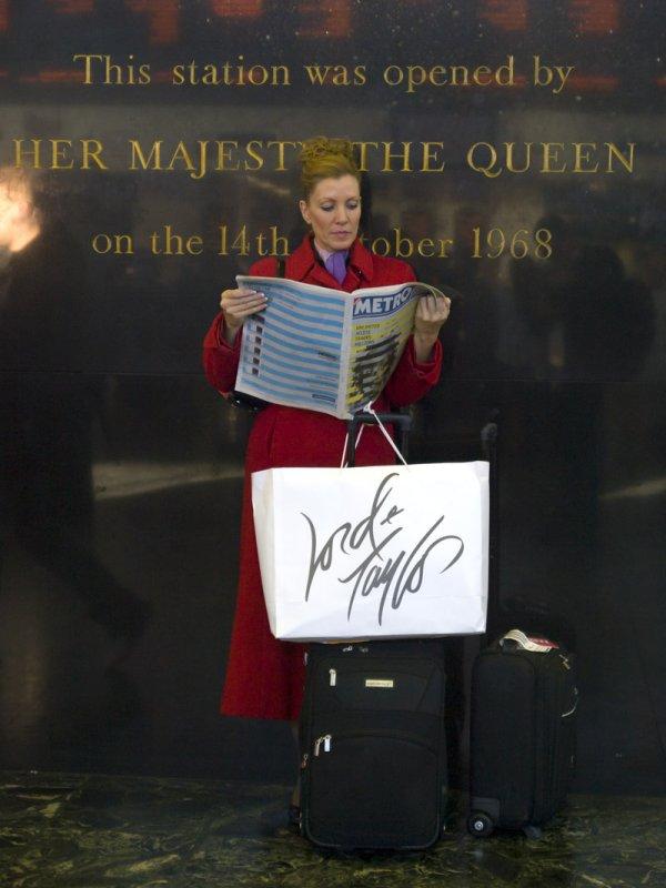 Queen of Euston