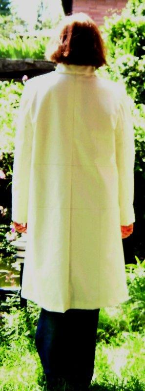 Muslin Coat  w/Blouse Under - No Change