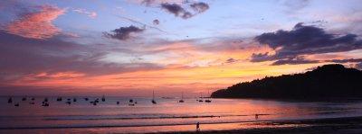 Nicaragua Sunset