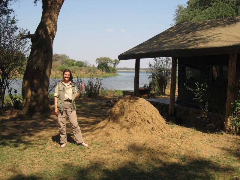 Welcome to our chalet at Chongwe!