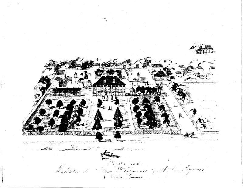 Trepagnier Plantation Taken to Build Spillway